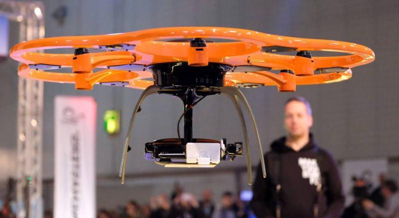 Drone hindert reddingsheli bij woningbrand
