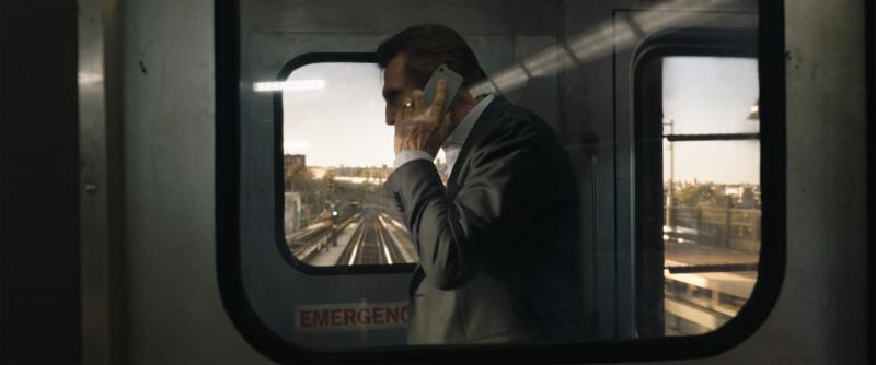 The Commuter: Liam Neeson