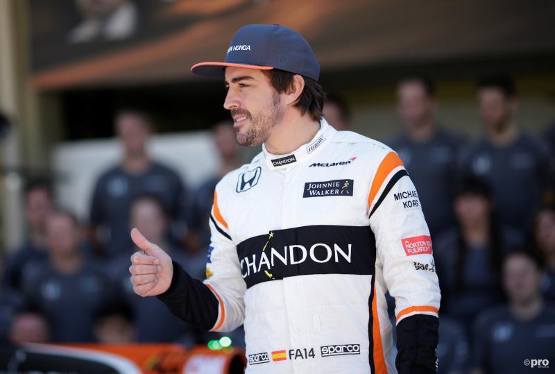 Alonso neemt deel aan 24 uur van Le Mans met Toyota (Pro Shots / Action Images)