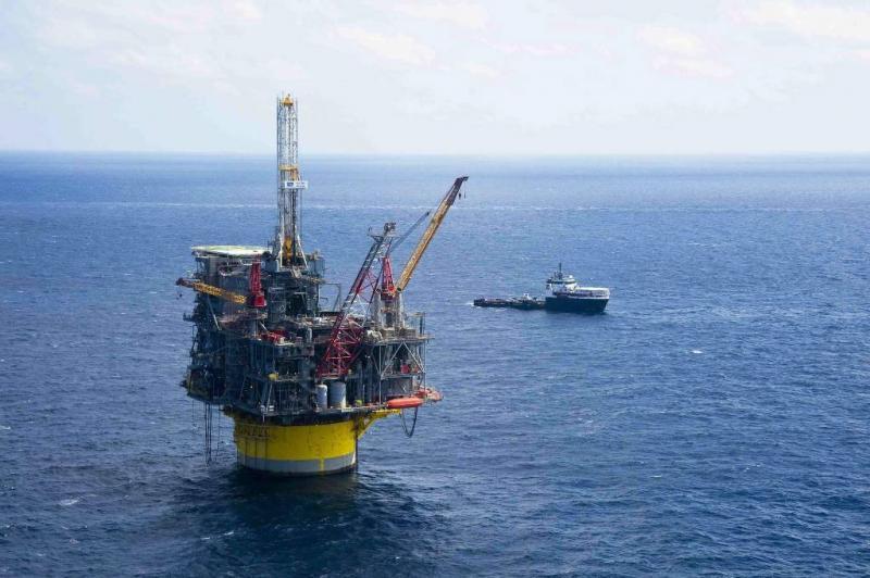 Shell doet grote olievondst voor kust Mexico