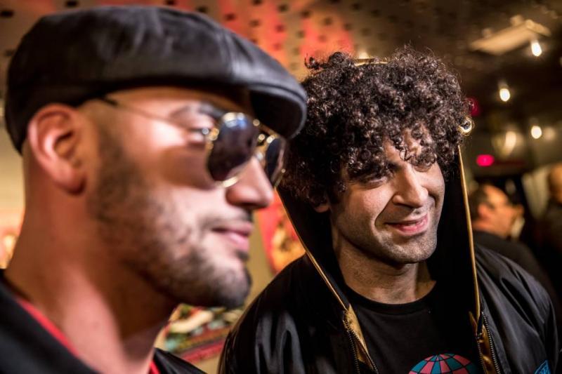 El Arbi en Fallah tekenen voor Bad Boys 3