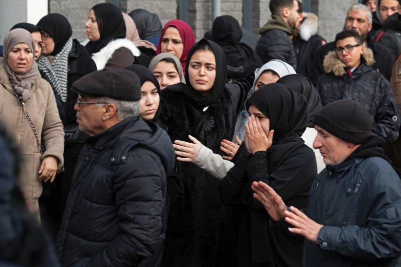 Moskee puilt uit voor doodgeschoten Mohammed