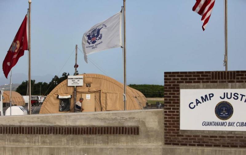Trump: Guantanamo Bay blijft open