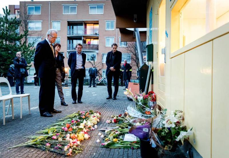 Van Aartsen bezoekt Wittenburg na schietpartij