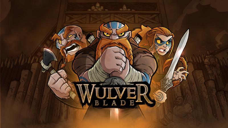Wulverblade - poster