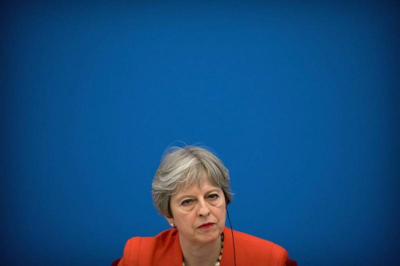 May wil in 2019 rechten EU-burgers beperken