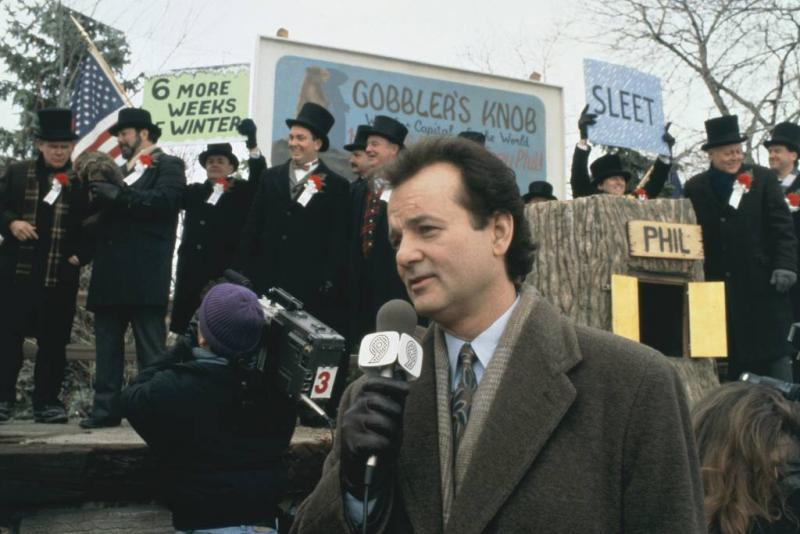 Bioscopen vieren lustrumeditie Groundhog Day