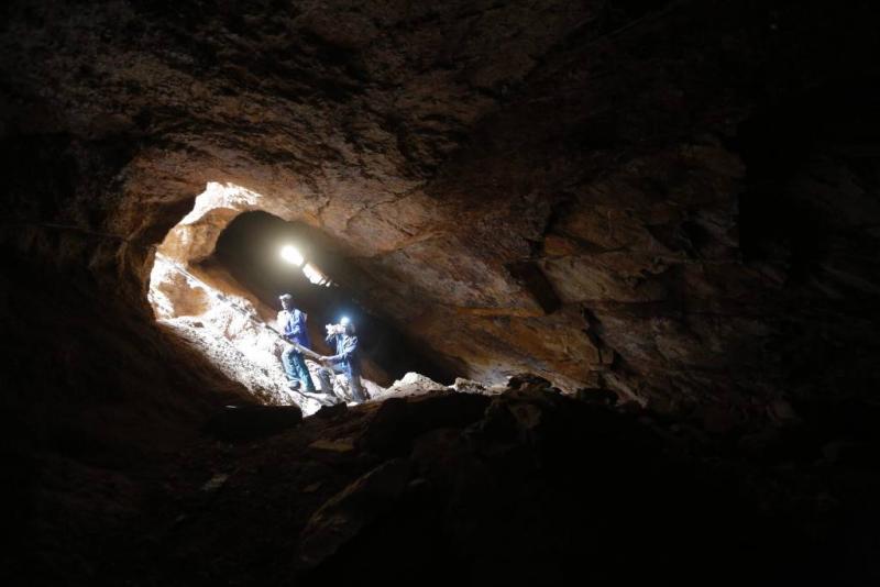 900 mijnwerkers vast in goudmijn Zuid-Afrika