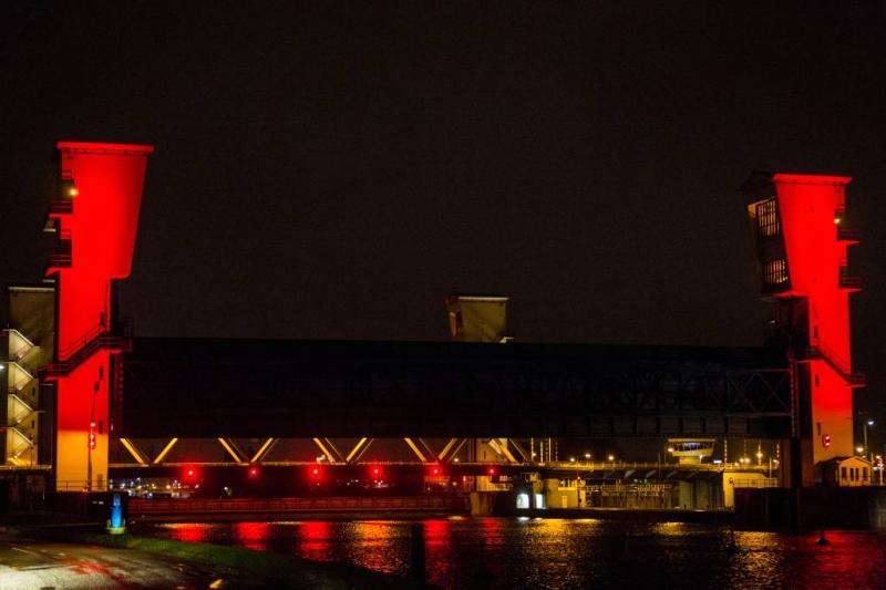 IJsselkering sluit op herdenking Watersnood