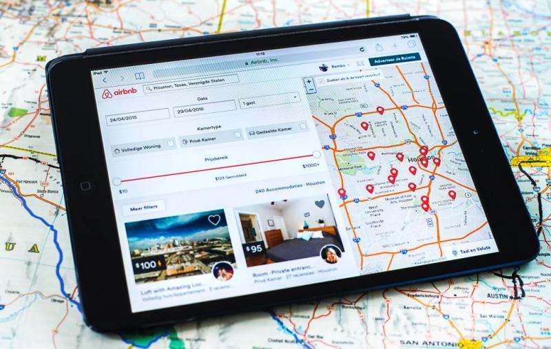 Airbnb gaat in 2018 niet naar de beurs