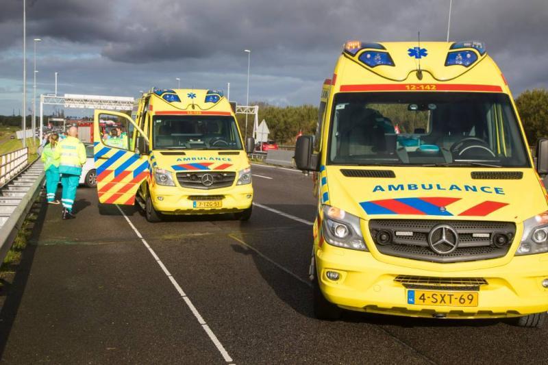 Maandag stiptheidsacties ambulancepersoneel