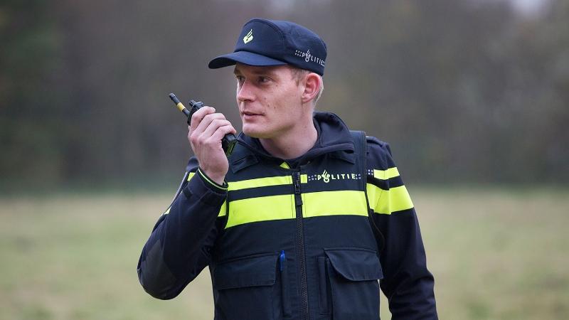 Man met bijl overvalt transportbedrijf (Foto: Stockfoto politie.nl)