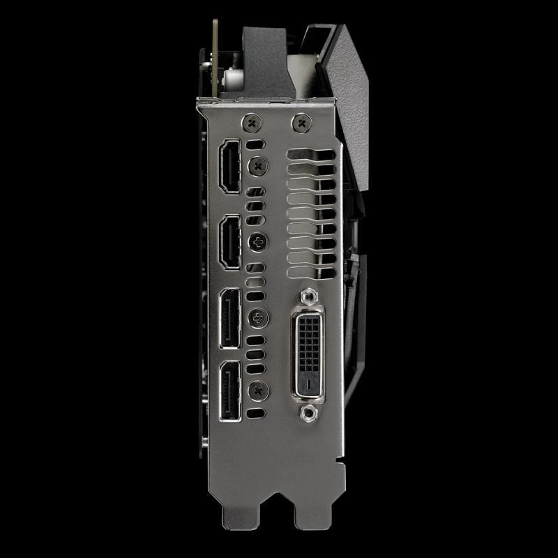 Asus ROG Strix GTX 1080Ti - Poorten