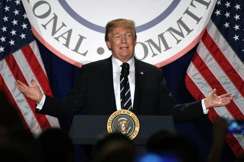 Trump haalt uit naar FBI en Justitie