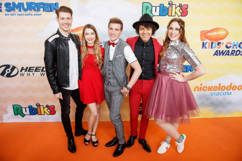 Serie Ghost Rockers valt in de prijzen
