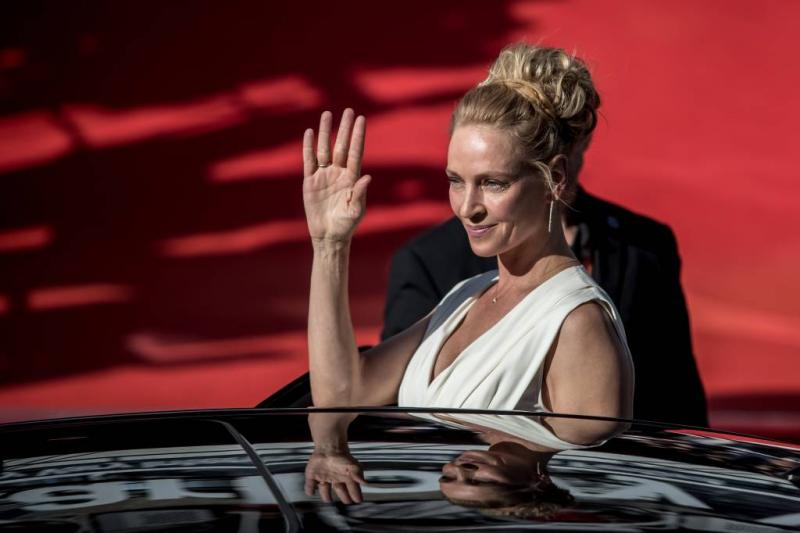 Uma Thurman slachtoffer van Harvey Weinstein