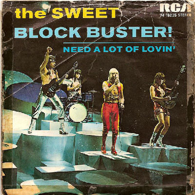 01 The Sweet - Block Buster!
