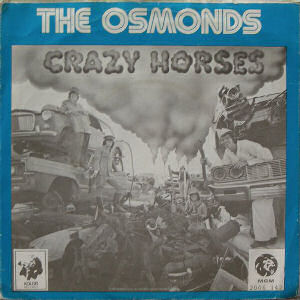 03 The Osmonds - Crazy Horses