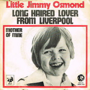 04 Little Jimmy Osmond - Long Haired Lover From Liverpool