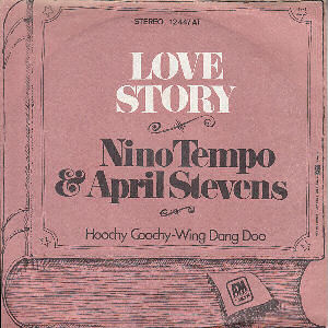 08 Nino Tempo & April Stevens - Love Story