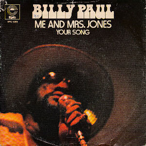 09 Billy Paul - Me And Mrs. Jones