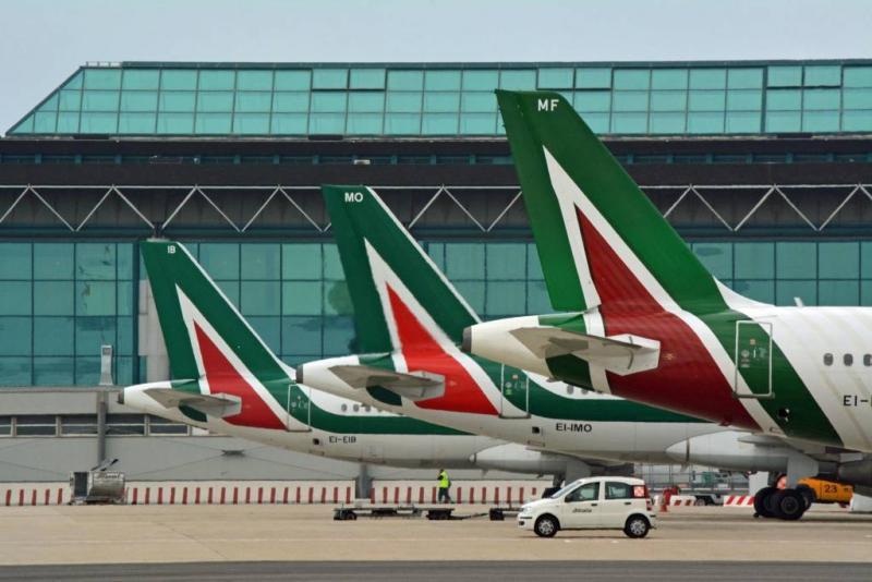 'Bod AF-KLM op Alitalia na 4 maart'