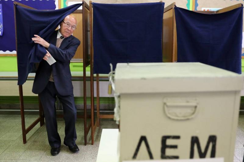Grieks-Cyprioten opnieuw naar de stembus