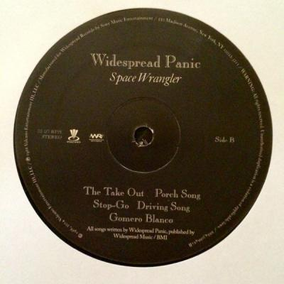 Widespread Panic - Space Wrangler B