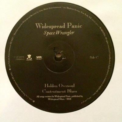 Widespread Panic - Space Wrangler C