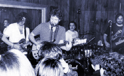 Widespread Panic in 1986