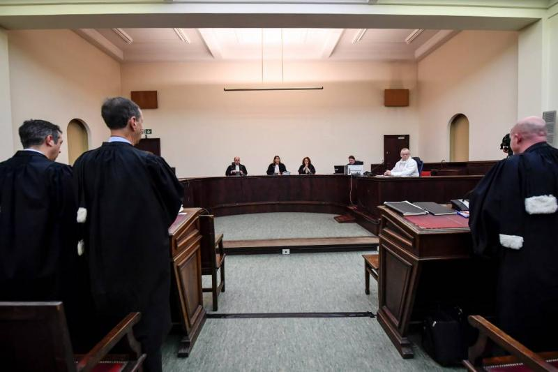 Rechtszaak Abdeslamvan start in Brussel