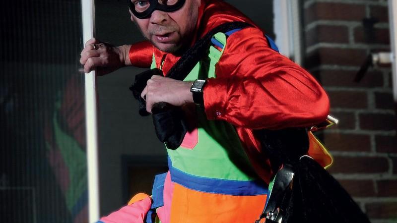 Stop de carnavalskraker (Foto: politie.nl)