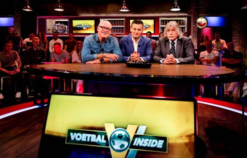 RTL gaat gewoon verder met Voetbal Inside
