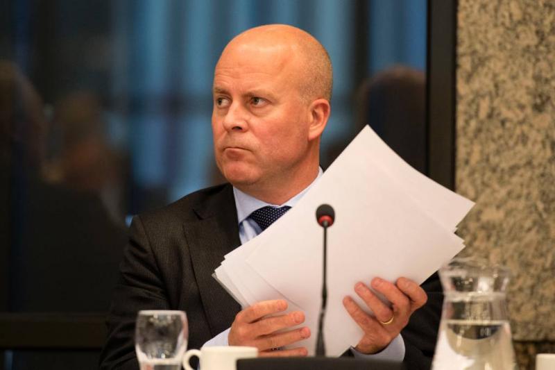 'Nederland is Sint-Eustatius aan het pesten'