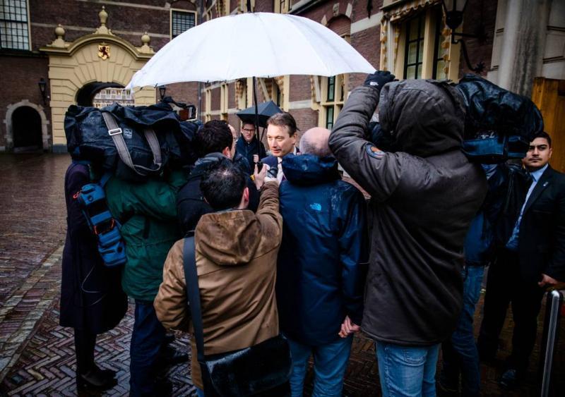 Ambassadeur officieel weg uit Turkije