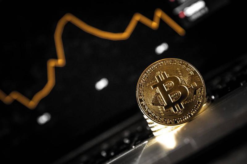 Koers bitcoin blijft onder druk
