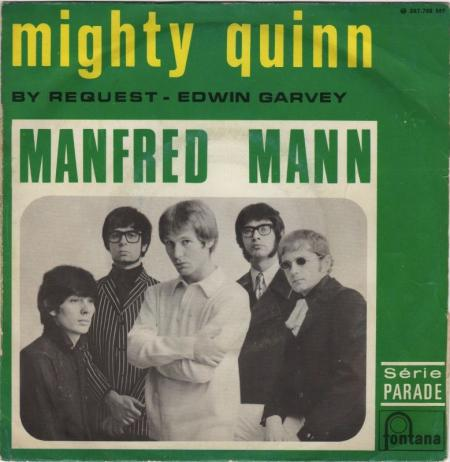 02 Manfred Mann - The Mighty Quinn