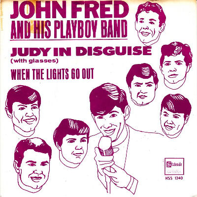 03 John Fred & The Playboy Band - Judy In Disguise (With Glasses)