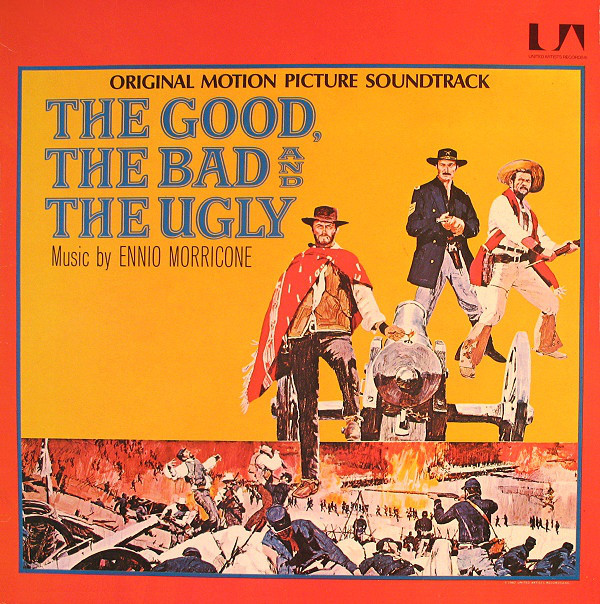 The Good,The Bad And The Ugly OST