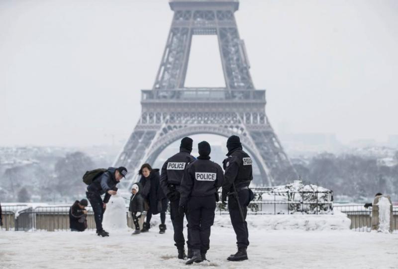Frankrijk versterkt politie zoals beloofd