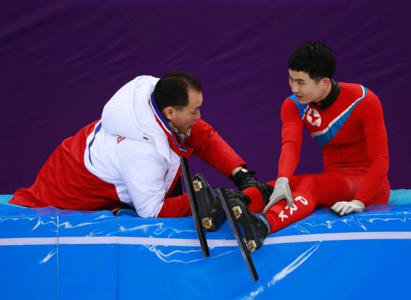 Noord-Korea wil overlopen atleten voorkomen