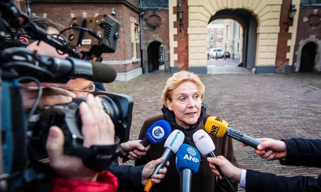 Minister Bijleveld (Foto:ANP)