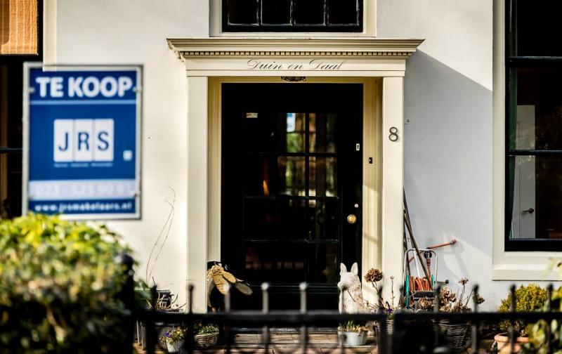 'Huizenprijzen dit jaar nog harder omhoog'