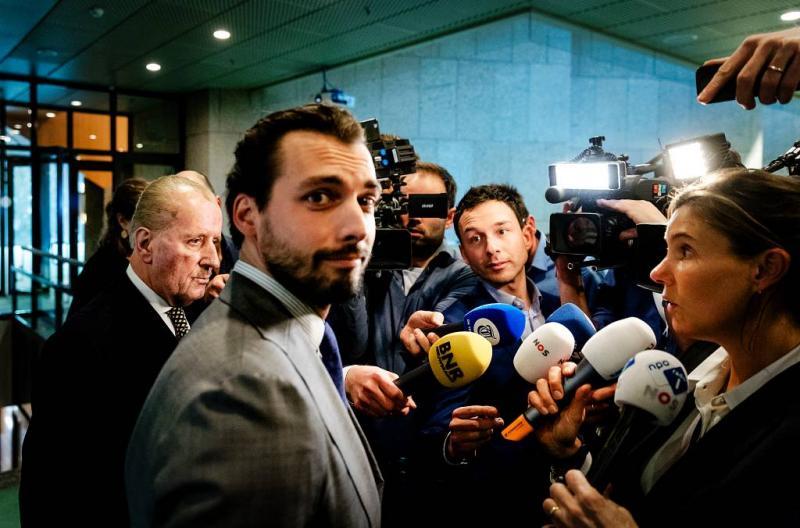 Baudet noemt interne partijkritiek geklooi