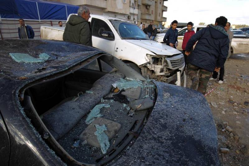 Opnieuw bomaanslag op Libische moskee