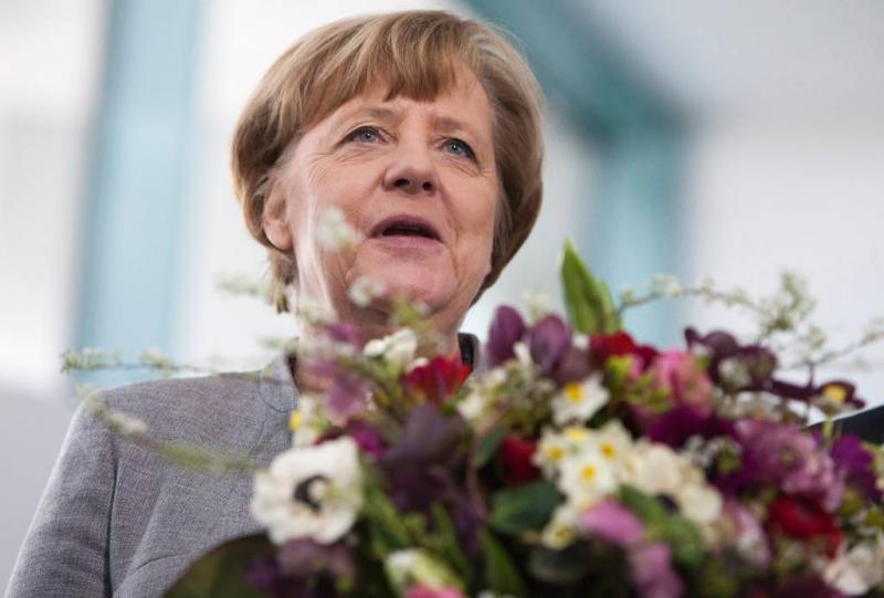 Merkel: Duitsland schuldig aan Holocaust