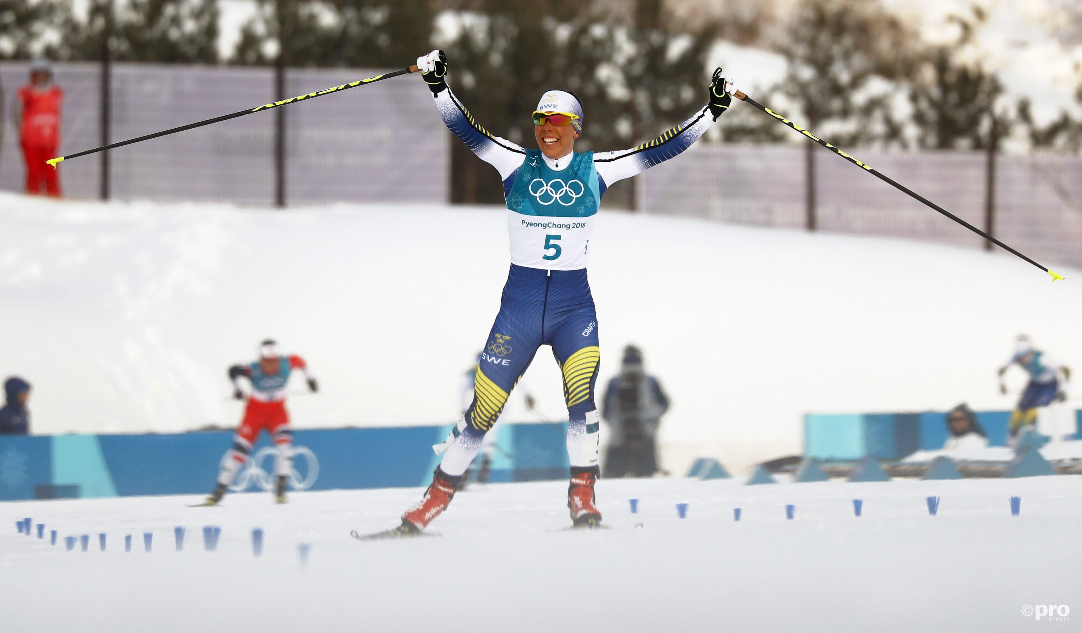Kalla komt solo over de streep en pakt het olympisch goud (Pro Shots/Action Images)