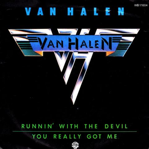 Runnin' With The Devil (Nederlandse single uit 1980)