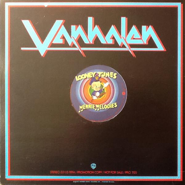 Van Halen promo uit 1977