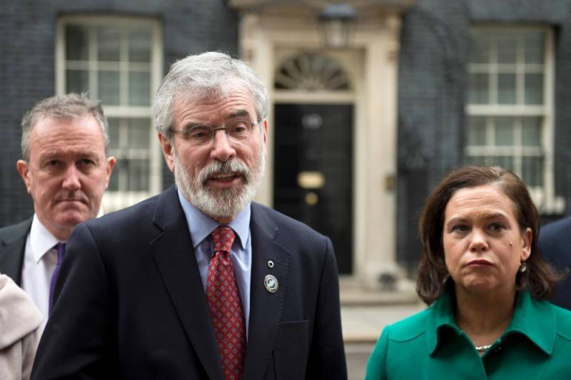 Nieuwe leider Iers-nationalistische Sinn Féin